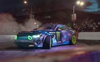 56. Drifting with Vaughn Gittin Jr.