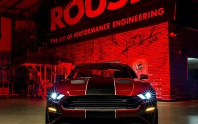 117. Roush Revs It Up